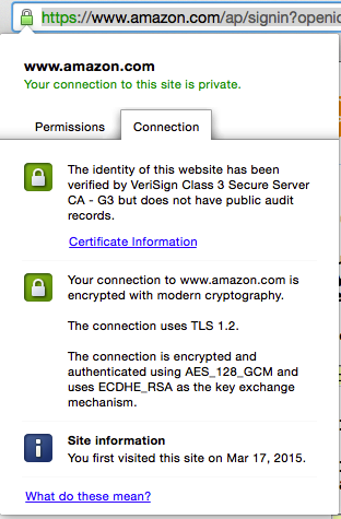 Amazon wants to be your SSL certificate provider, applies to