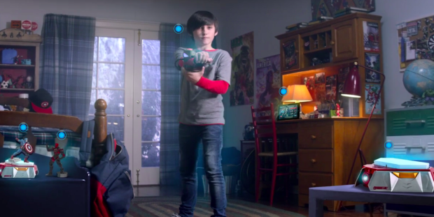 Photo via Disney Playmation