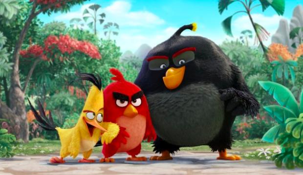 Photo via imdb.com/Angry Birds