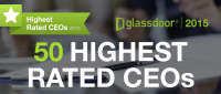 glassdoor ceo ranking