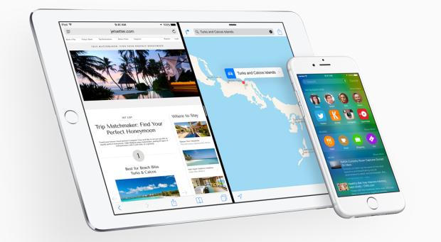 Photo via Apple iOS 9