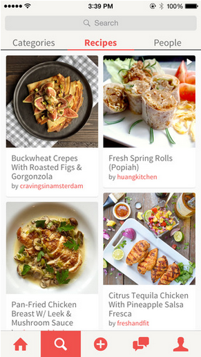 Food industry vets pour 13m into kitchenbowl recipe app as top kitchenbowl is a recipe app and social community for photo driven food lovers to share and discover recipes the company separates itself from other recipe forumfinder Gallery