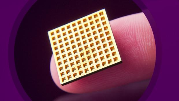 Photo via Microchips Biotech