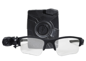 Axon body-worn video camera, courtesy Taser International