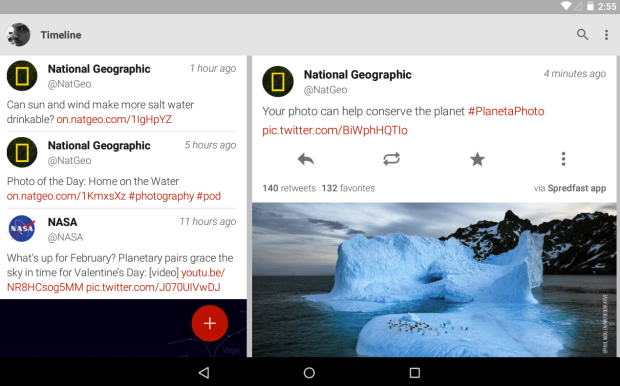 App of the Week: Fenix is a beautifully designed Twitter app for