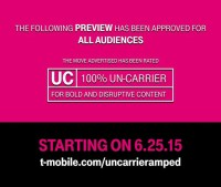 "T-Mobile will hold its next ""un-carrier"" event on June 25."