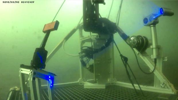 robot_underwater_laser_scanner