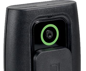 The Vievu camera.