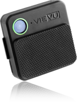 VieVu Squared body worn video camera, courtesty VieVue corporation