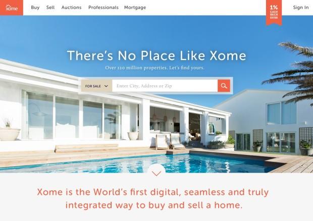 xome homepage
