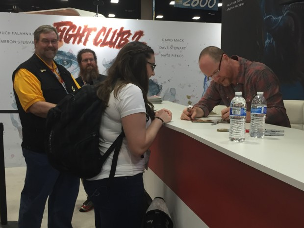 Dan and Alyssa Meet Joss Whedon