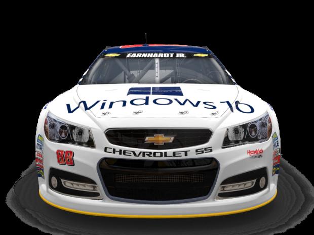 NASCARwindowsmicrosoft
