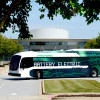 Proterra fully electric bus