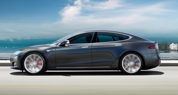Photo via Tesla/Model S