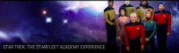 Photo via Star Trek/The Starfleet Academy Experience