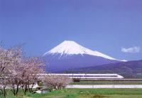 Photo via Wikipedia/Mount Fuji