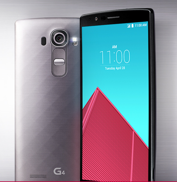 Photo via Best Buy/LG G4