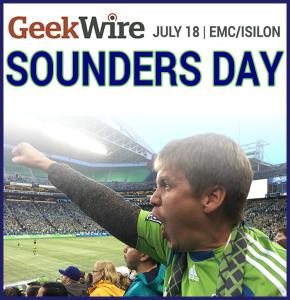 Sounders Day Sponsor Post