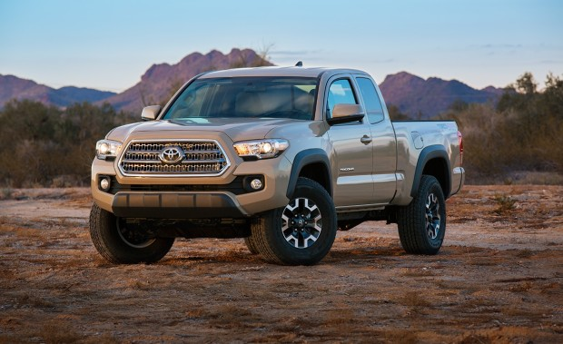 The 2016 Toyota Tacoma will the the first car to have the new Telenav Scout GPS Link app