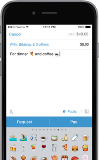 Venmo Screen