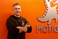 Motiga Senior Vice President of Publishing David Reid
