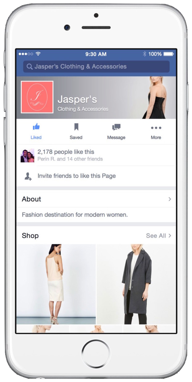 Facebook jumps further into e-commerce with test of online ...