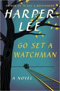 Photo via Amazon/Go Set a Watchman by Harper Lee