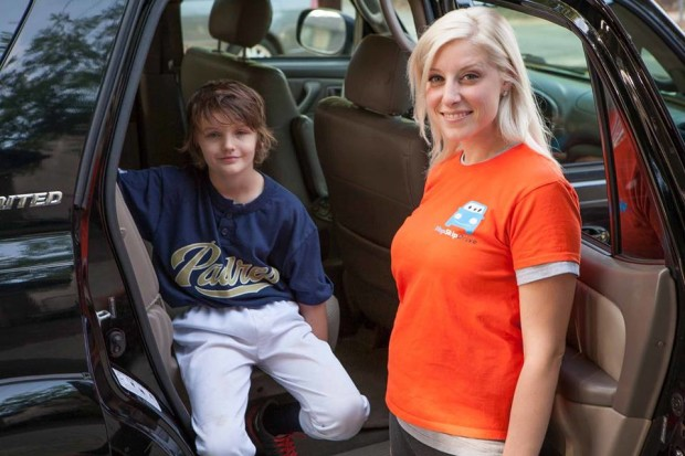 Uber For Kids >> Uber For Kids Service Hopskipdrive Raises 3 9m From Maveron