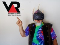VRCamp Founder Shannon Norrell. Photo via Facebook/BurningManVR