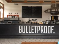 Bulletproof Coffee's first location in Santa Monica, California.