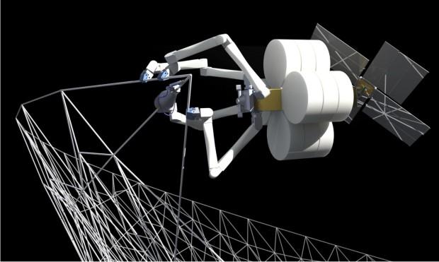 SpiderFab system