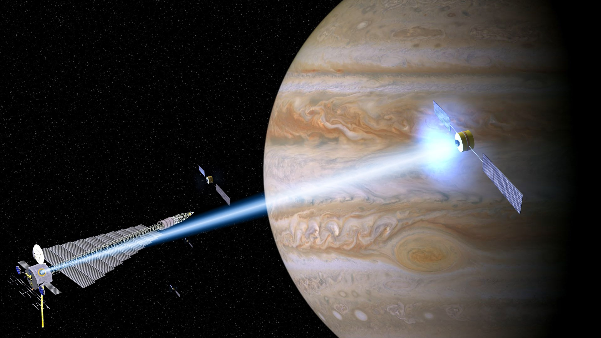 Six small steps that could add up to giant leaps in spaceships