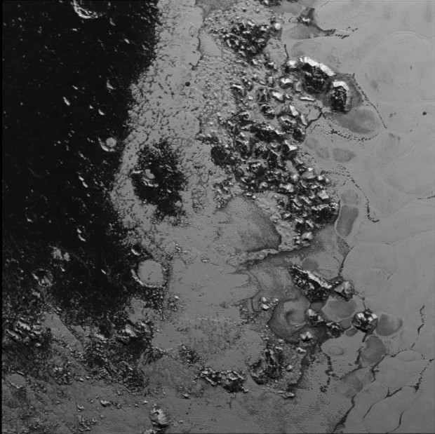 Pluto close-up