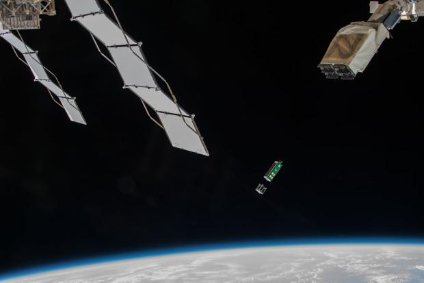 Arkyd 3 deployment