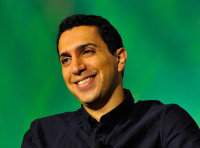 Tinder CEO Sean Rad. Photo via Flickr/TechCrunch