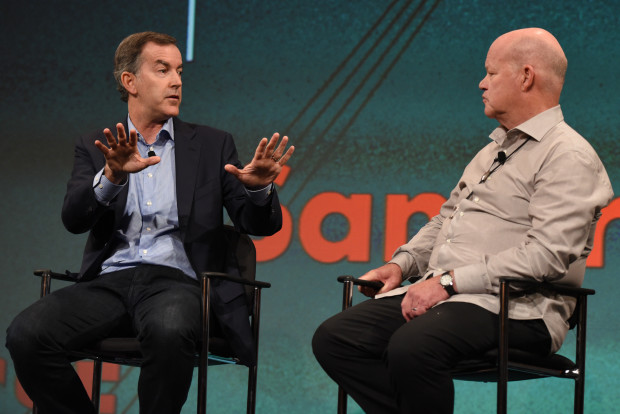 Realtor.com CEO Ryan O'Hara speaks at Inman Connect