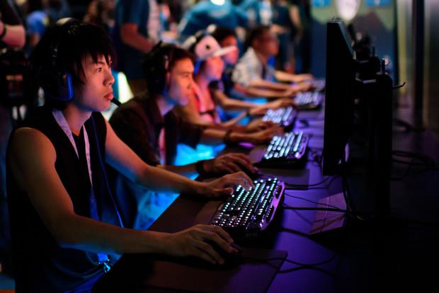 Gaming at PAX 2015