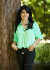 Valeria Cole, Teadora's Founder.