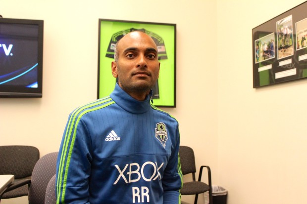 From Microsoft to the MLS :   Ravi Ramineni, Performance Analyst at Seattle Sounders