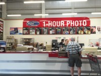 Costco's Photo Center is still open while the companion site is offline.