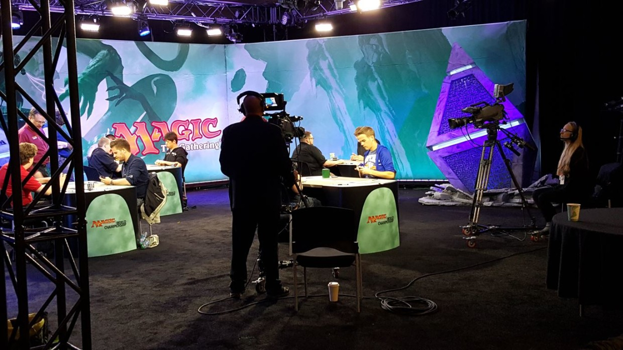 Magic the Gathering Live Stream