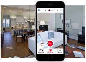 Record360 anticipates its app will find more users as services like Airbnb become more popular.