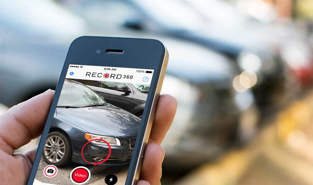 Seattle startup Record360 released an app in June to document damage on borrowed items.