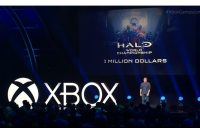 Microsoft announces the Halo World Championship at the 2015 Gamescom conference in Germany.