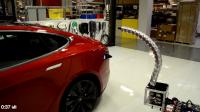 Photo via Twitter/Tesla