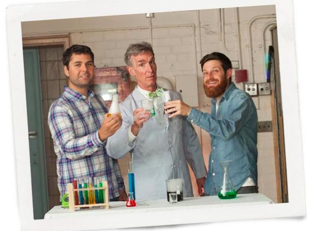 Bill Nye: Science Guy film