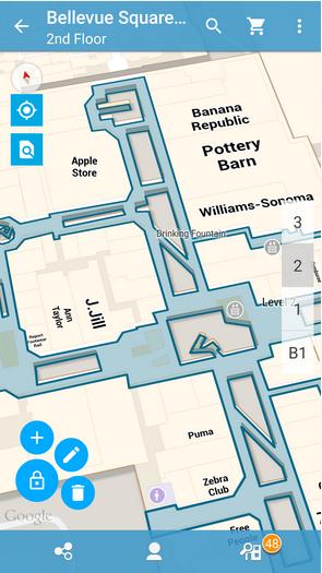 Google Maps on steroids': Cartogram raises $325K for indoor mapping on indoor home, indoor waterpark, indoor map depth, indoor landscape, indoor cloud point, indoor mobile,