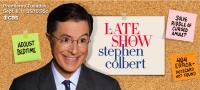 Photo via The Late Show/Stephen Colbert