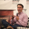 Redfin CEO Glenn Kelman speaks at a Startup Grind event in Seattle.