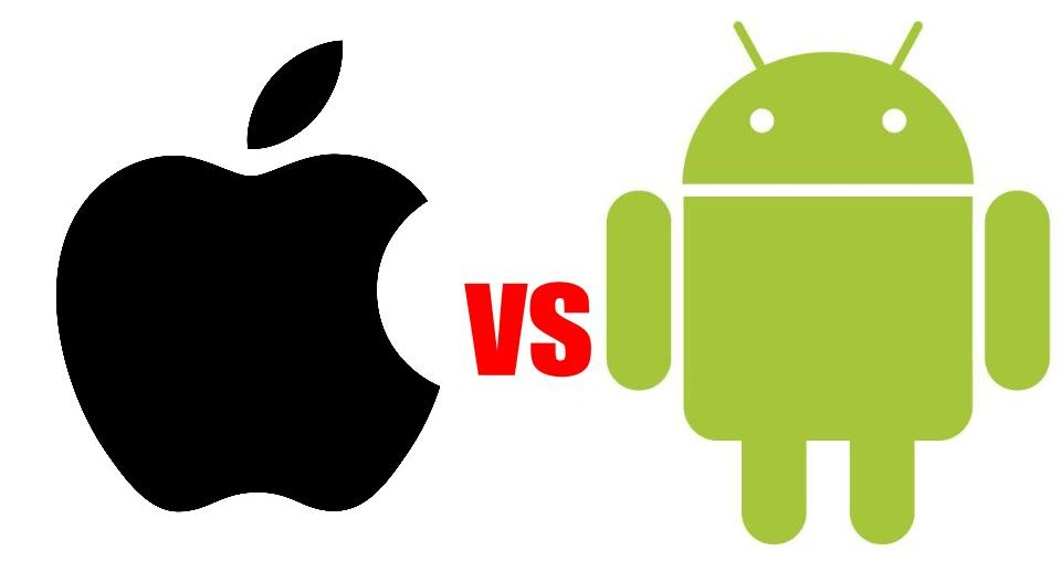 The funniest Smartphone War: Apple vs. Samsung - YouTube